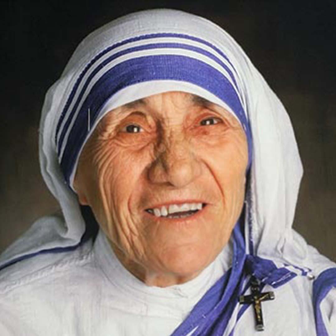 Vida y oración de Santa Madre de Teresa de Calcuta