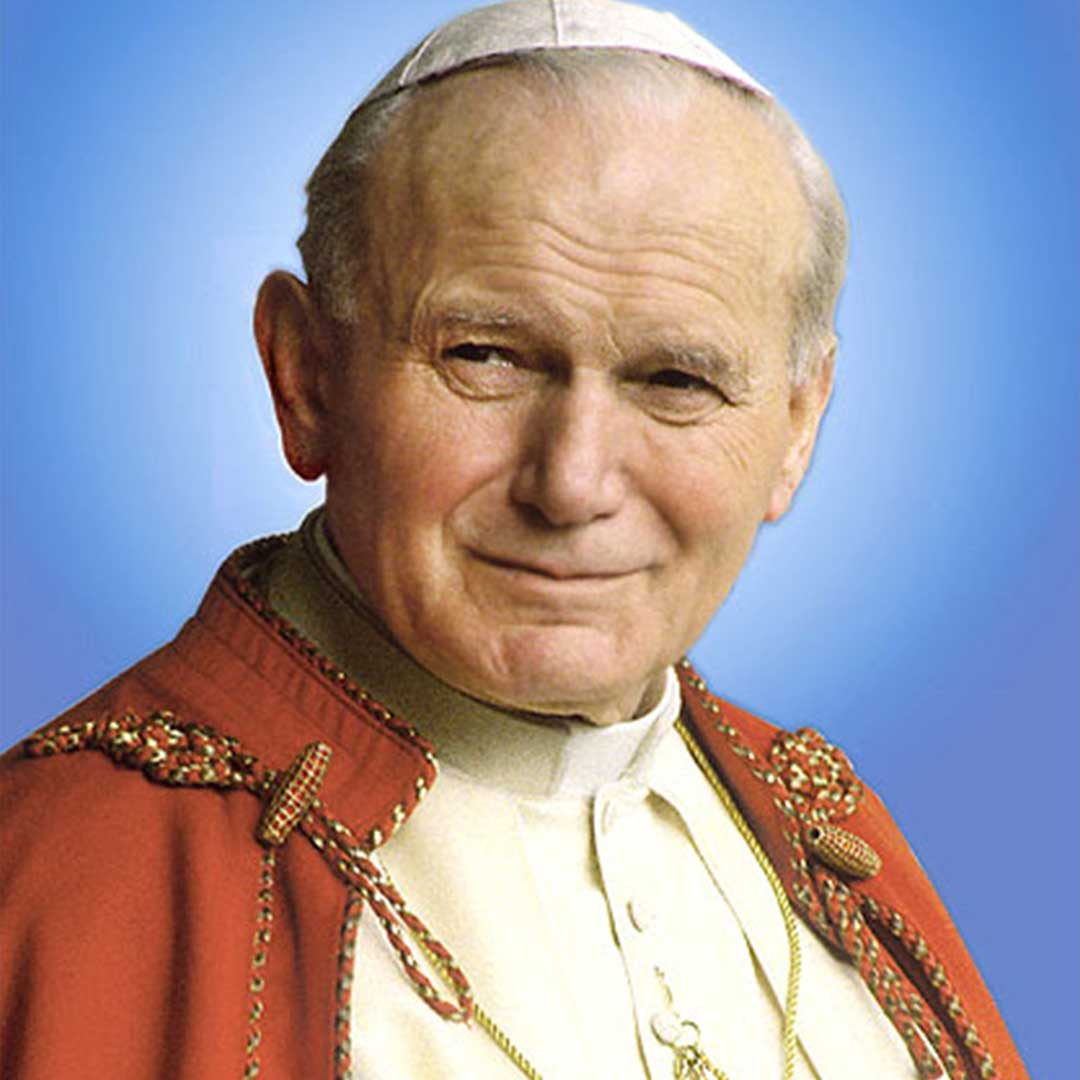 Vida y Oración de San Juan Pablo II