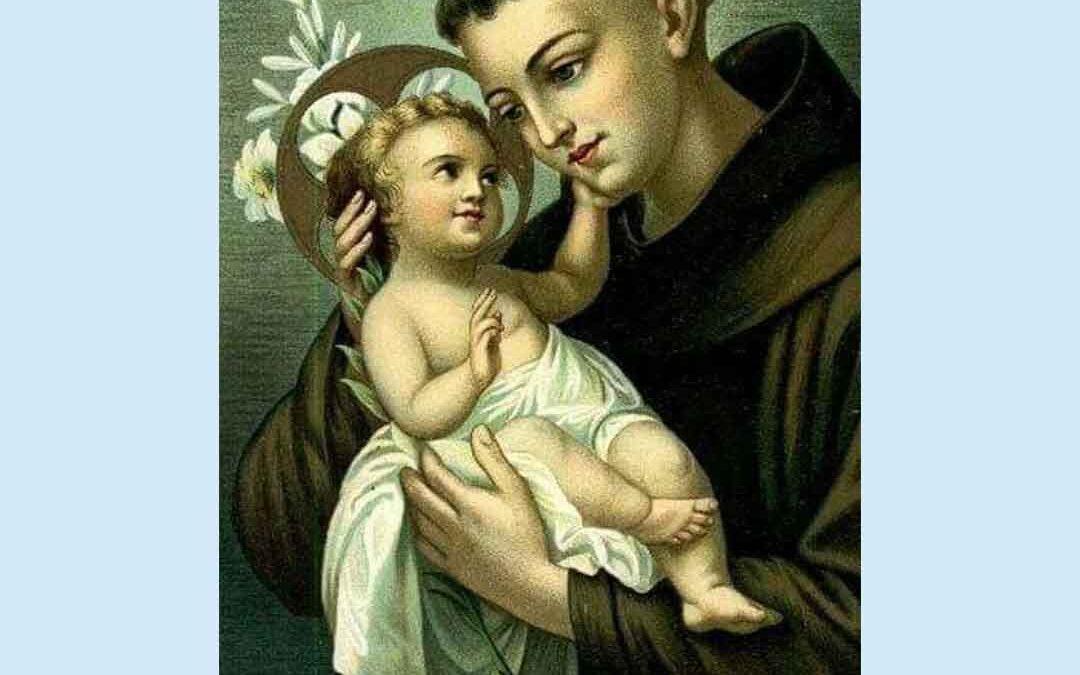 San Antonio de Padua: Vida y Oración de Santos