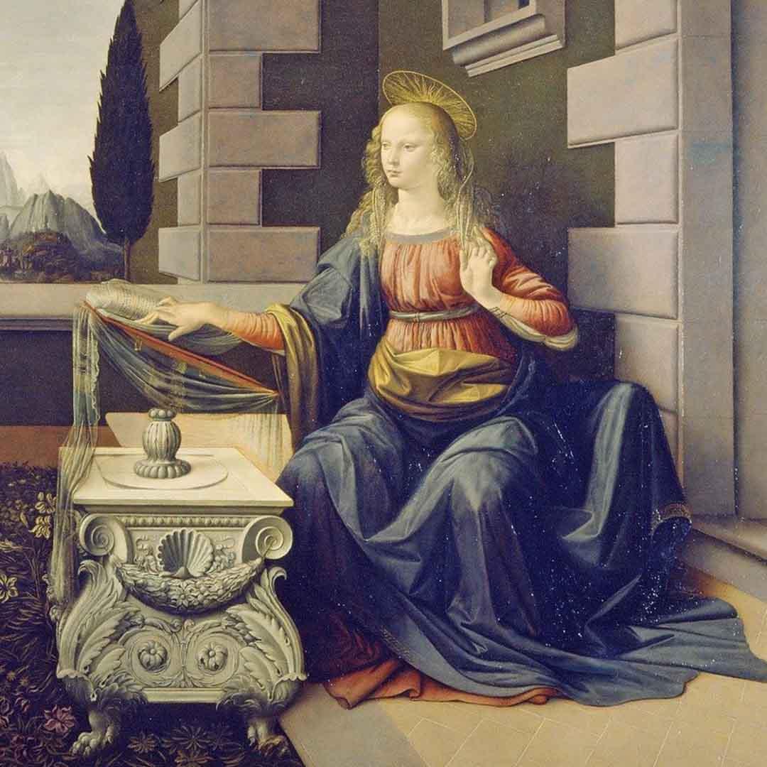 Acordaos, oración a la Virgen María