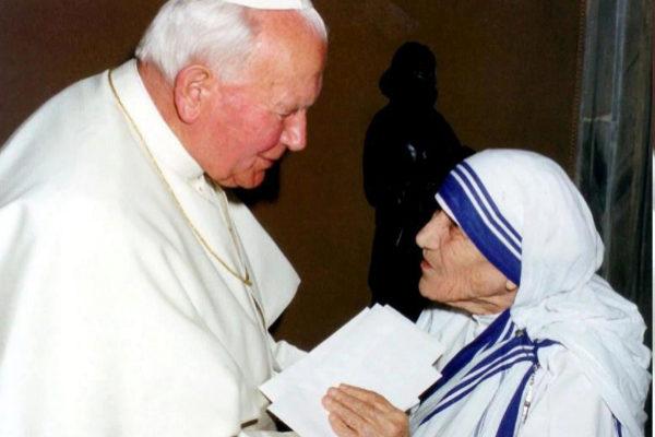 Visitas del papa Juan Pablo II