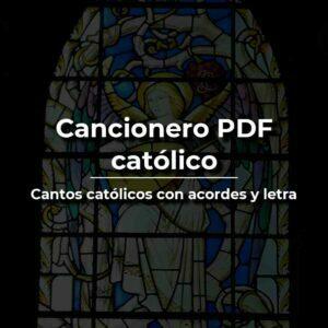 Cancionero PDF católico