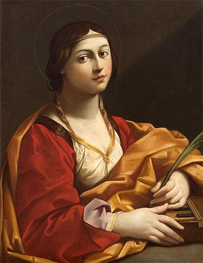 Vida de Santa Cecilia