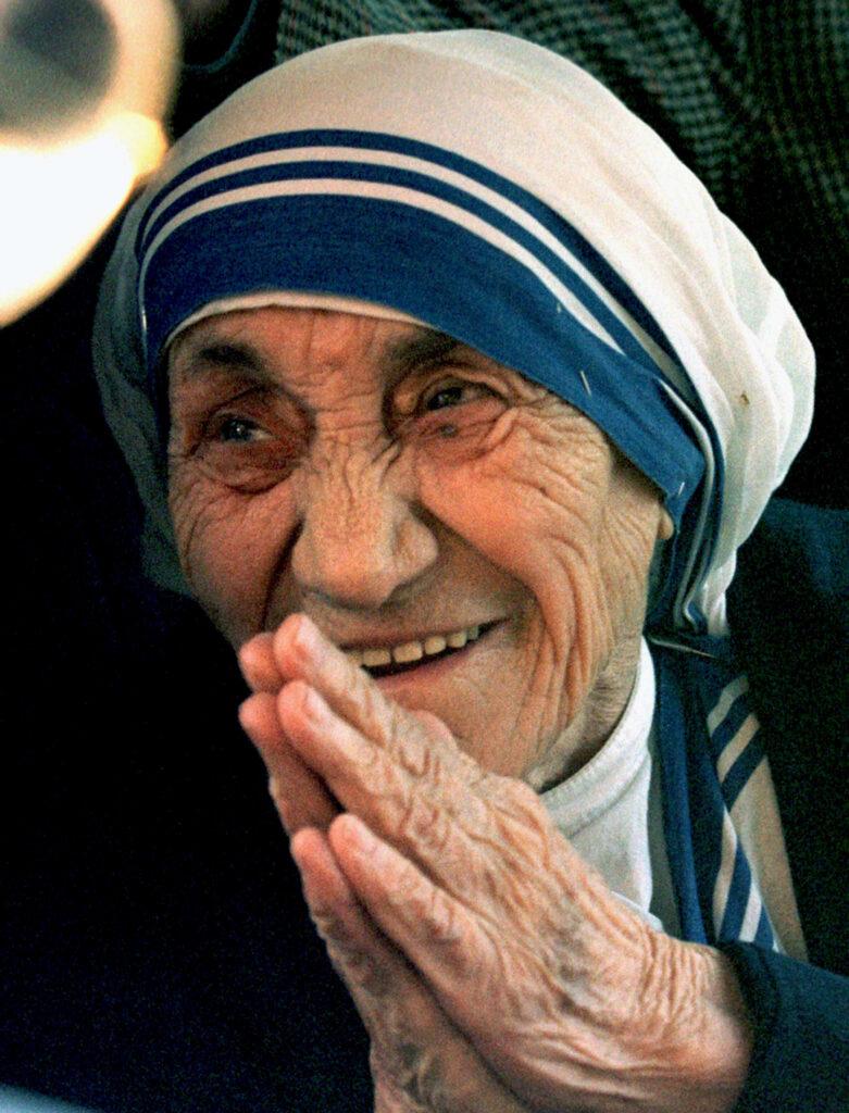Oración a la Madre Teresa de Calcuta