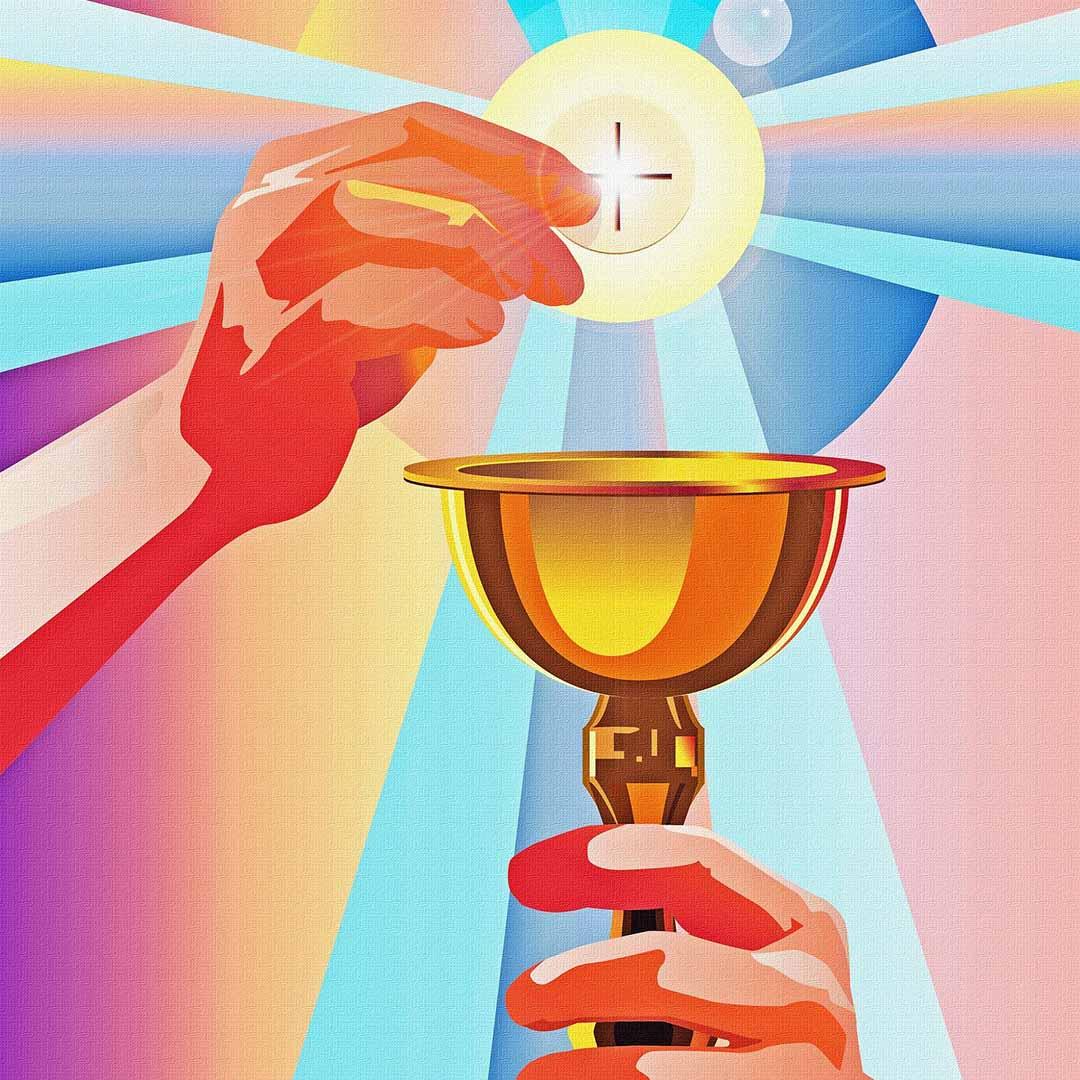 Alma de Cristo Oración