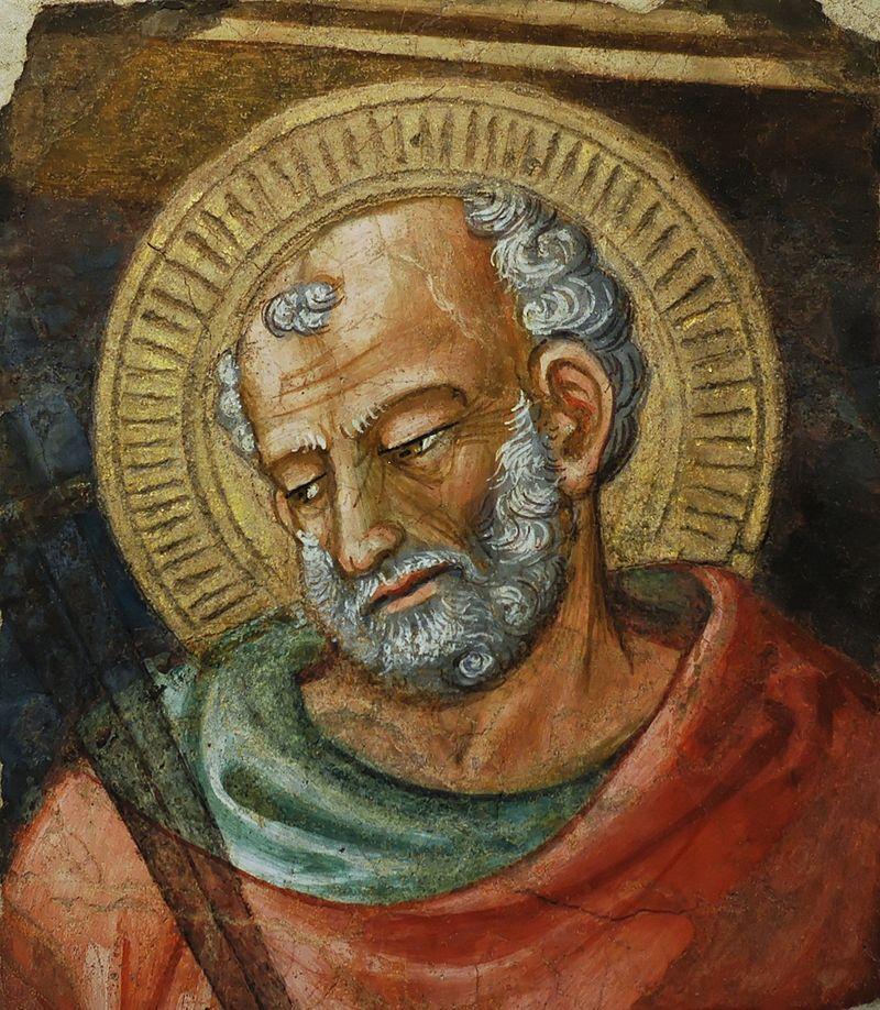 imágen de san Judas Tadeo