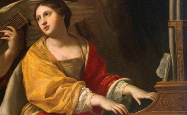 Biografía de Santa Cecilia