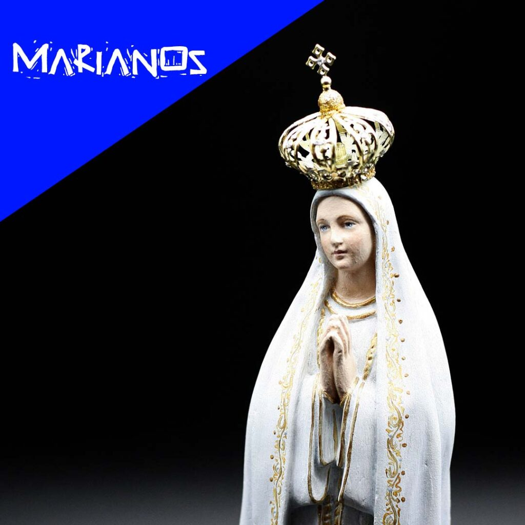 Cantos católicos con acordes Marianos
