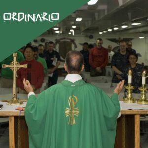 Cancionero católico con acordes del tiempo ordinario