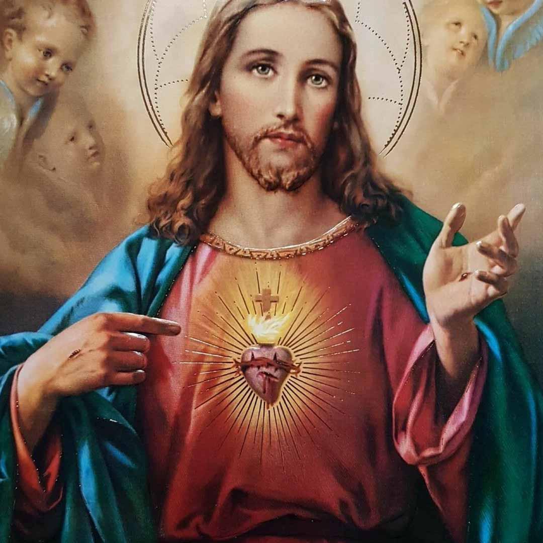 Oración diaria para el Sagrado Corazón de Jesús