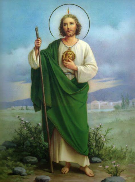 imagen de San Juditas