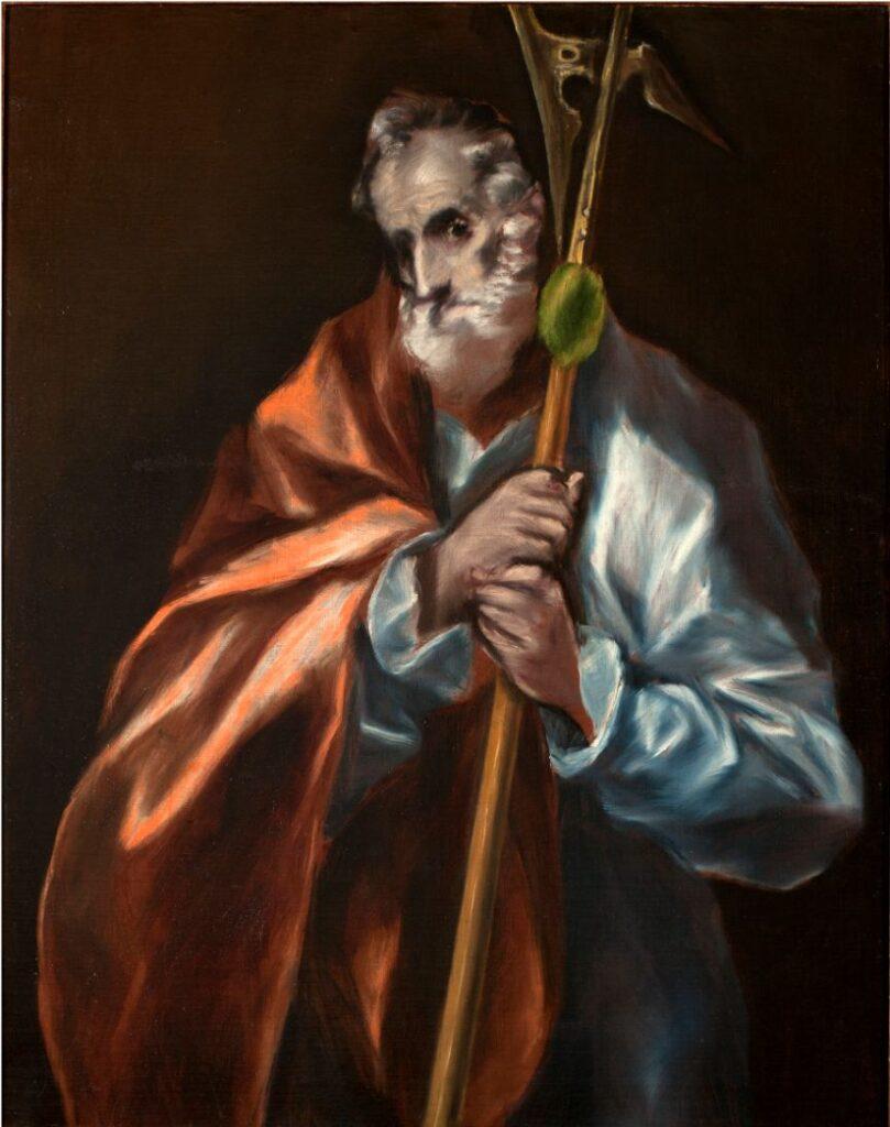 vida de Apóstol San Judas Tadeo