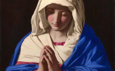 Ave María cantado con acordes para el Santo Rosario