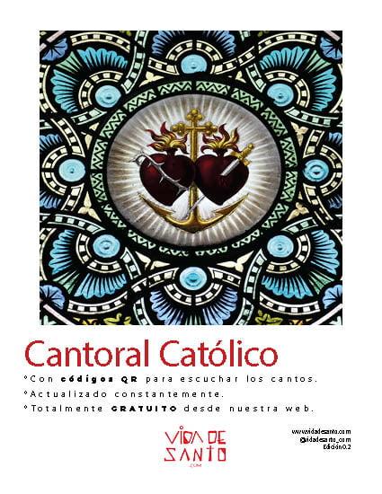 Cancionero PDF católico con acordes para guitarra