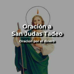 Oración a San Judas Tadeo en crisis económica