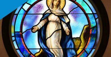 cantos para el Santo Rosario letra y acordes